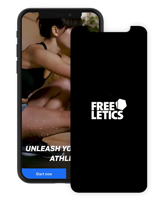 Freeletics iPhone App Image